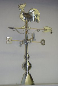 coq  girouette