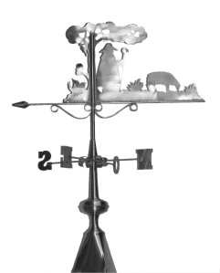 girouette chasseur